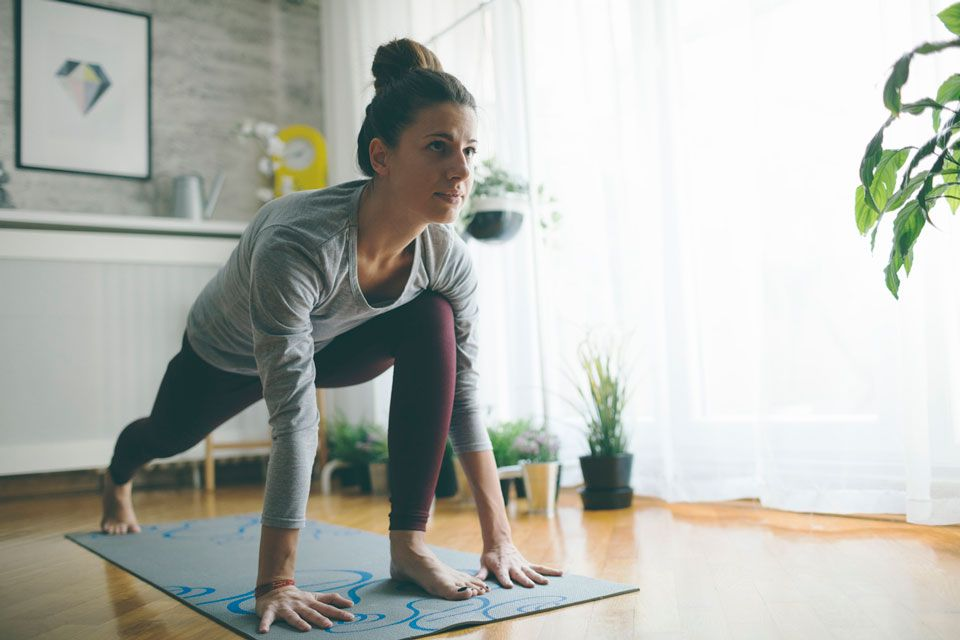 حرکات ورزشی برای آب کردن شکم