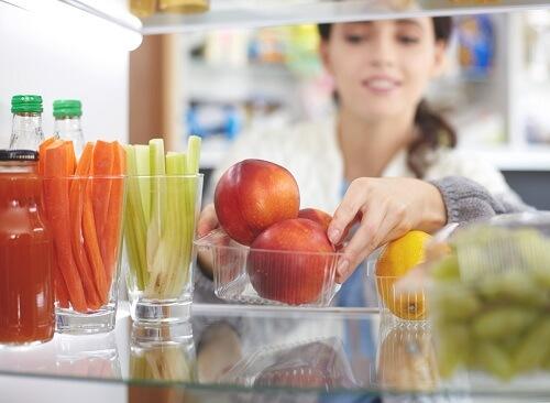 نقش یخچال در کاهش وزن بدون بازگشت